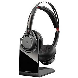 Headset Poly Voyager Focus B825-M UC, Duo/Stereo, Bluetooth