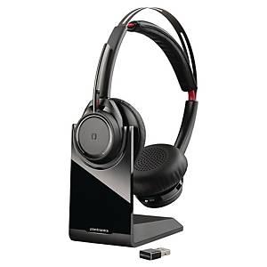 Plantronics Voyager Focus UC B825-M 頭戴式藍芽耳機