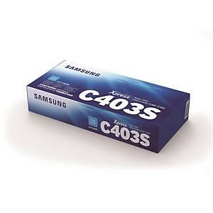 삼성 CLT-C403S 레이저 토너 카트리지 파랑