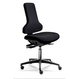DAUPHIN TEC PROFILE OFFICE CHAIR BLACK