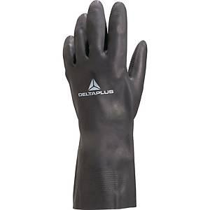 Gants protection chimique Deltaplus VE509NO07 néoprène - taille 10/11 - la paire