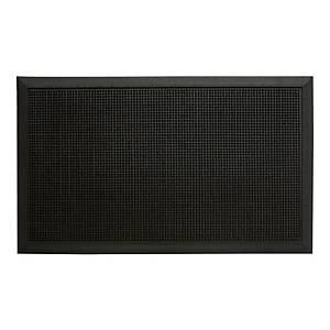 Wycieraczka PAPERFLOW 60 x 80 cm, czarna