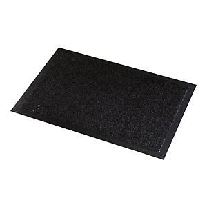 Paperflow In/Outdoor Scraper Mat 60X90cm Blk