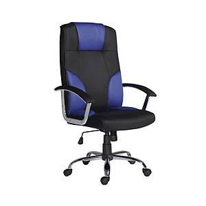 ANTARES MIAMI OFFICE CHAIR BLUE