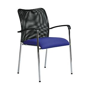 ANTARES SPIDER D4 CONFERENCE CHAIR BLUE