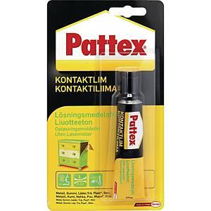 Kontaktlim Pattex, opløsningsmiddelfri, 35 g