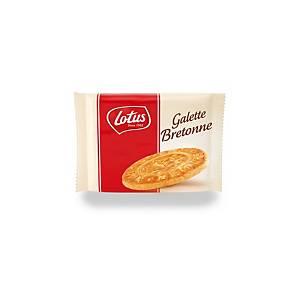 Maslové bretónske sušienky Lotus, 30 ks x 7 g