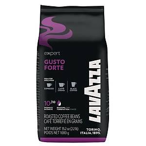Kaffee Lavazza 2868, Gusto Forte, ungemahlen, 1000g