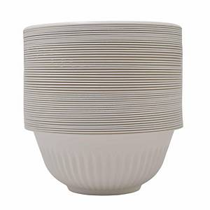 Biodegradable Dessert Bowls 100Z - Pack of 50