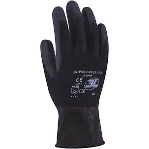 Caja de 12 pares de guantes de precisión 3L Supercontact N S-2000 - talla 9