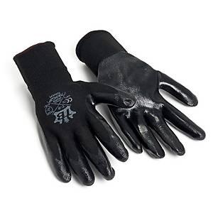 Caja de 10 pares de guantes de precisión Tomás Bodero 700NG2P Touch - talla 9