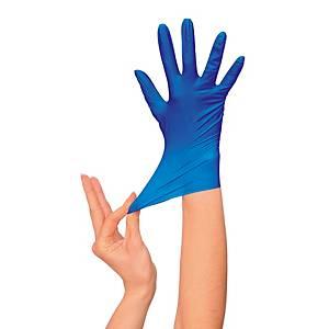 Caja de 100 guantes desechables Rubberex Professional - nitrilo - talla 7