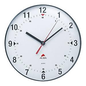 Alba Horclas Clock Abs Plastic Face 25 Cm