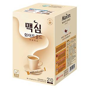 PK210 MAXIM WHITE GOLD COFFEE MIX 11.7G