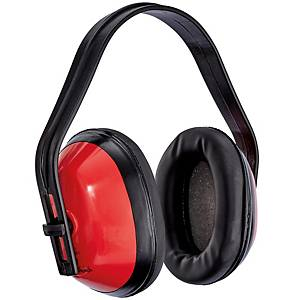 FF GS-01-001 EARMUFF RED