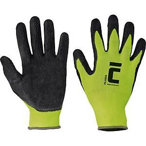Viacúčelové rukavice CERVA PALAWAN,veľkosť 10, 12 párov