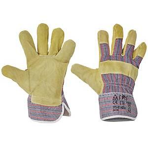Kožené rukavice fridrich&fridrich TERN LIGHT, velikost 10, 12 párů