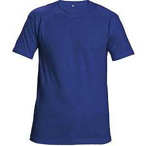 CERVA GARAI T-Shirt mit kurzen Ärmeln, Größe M, königsblau