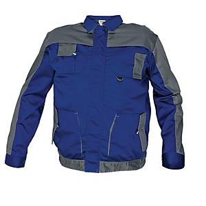 CERVA MAX EVOLUTION Arbeitsjacke, Größe 54, blau
