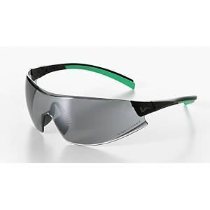 Gafas de seguridad con lente espejada Univet 546
