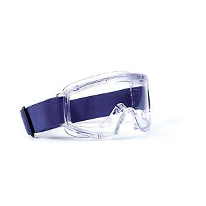 UNIVET 601 SEALED GOGGLES CLEAR