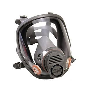Máscara completa reutilizable 3M 6900 - talla L
