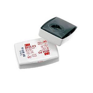 Pack de 20 filtros 3M 6035 - P3R - partículas