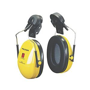 3M Peltor Optime I kuulosuojain kypäräkiinnitys