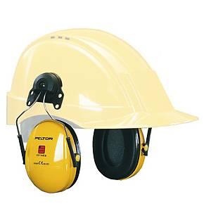 Protetores auditivos para capacete 3M Peltor Optime I - H510P3E. SNR 26 dB