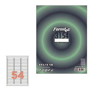PK100 FORMTEC LS-3154 MULTI-PURPOSE LAB 62.7X15