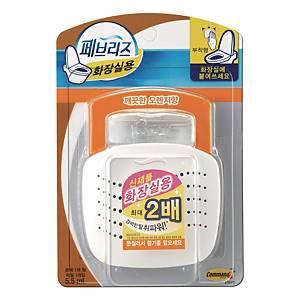 페브리즈 화장실용 깨끗한 오렌지향 용기 5.5ML