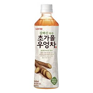 LOTTE BURDOCK ROOT TEA 500ML