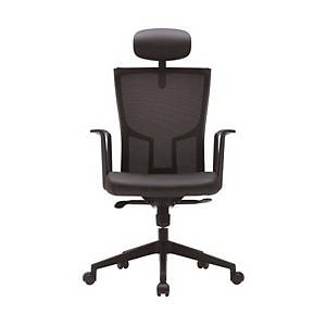 SIDIZ TN200HF TASK CHAIR BLACK