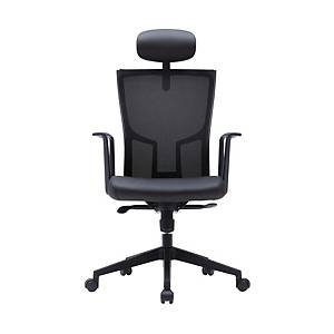 SIDIZ TN200F TASK CHAIR BLACK