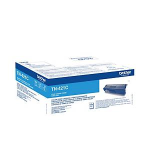 Brother TN-421 Laser Cartridge Cyan