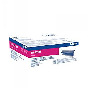 Brother TN-421M laser cartridge red [1.800 pages]