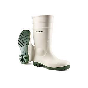 Stivali di protezione Dunlop Protomastor SB SRA bianco tg 40