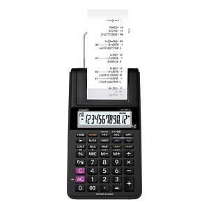 CASIO เครื่องคิดเลขชนิดมีกระดาษบันทึก HR-8RC-AD 12 หลัก