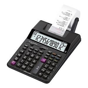 Calculadora com impressora Casio HR-150RCE - 12 dígitos - preto