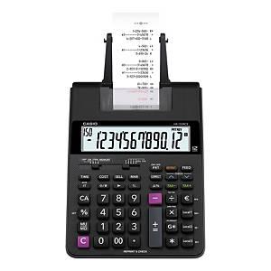 CASIO เครื่องคิดเลขชนิดมีกระดาษบันทึก HR-150RC-AD 12 หลัก
