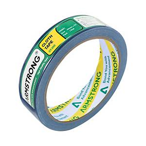 ARMSTRONG Cloth Tape 1   X 8 Yards 3   Core Blue