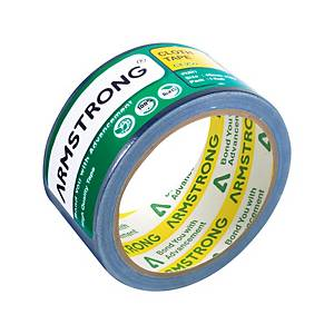 ARMSTRONG CLOTH TAPE 2   X 8 YARDS 3   CORE BLUE