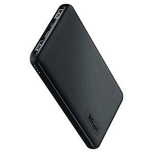 Cargador de emergencia Trust para smartphones y tabletas - 8800 mAh - negro
