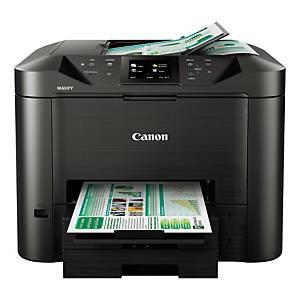 Canon Tintenstrahl-Multifunktionsgerät farbig 4 in 1, MAXIFY MB5 450