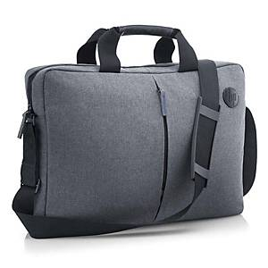 HP Laptoptasche Value top load 15,6  grau, 40,2 x 28,2 x 6,7 cm