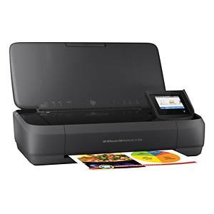 HP OFFICE JET 252 MOBILE COL INK PRINTER
