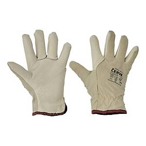 HERON WINTER GLOVES LEATHER 11