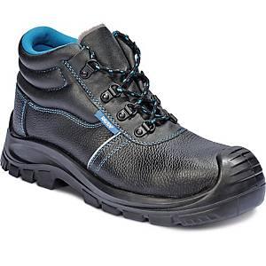 Zateplená kotníková obuv CERVA RAVEN XT, S1 CI SRC,velikost 45, černá