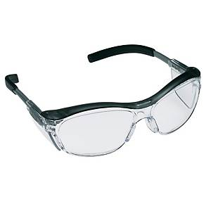 3M NUVO SAFETY GLASSES 11411-00000 TRANSLUCENTS