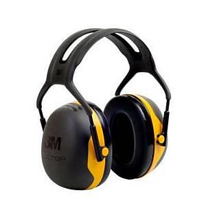 3M Peltor X2A Earmuffs Hearband Yllw